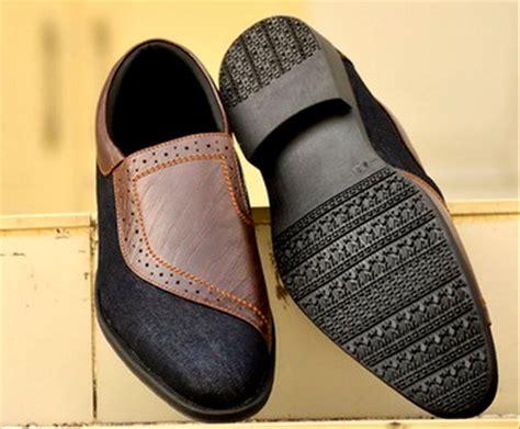 jual sepatu pantofel pria casual formal kulit cocok untuk kerja dan santai di lapak shintastor