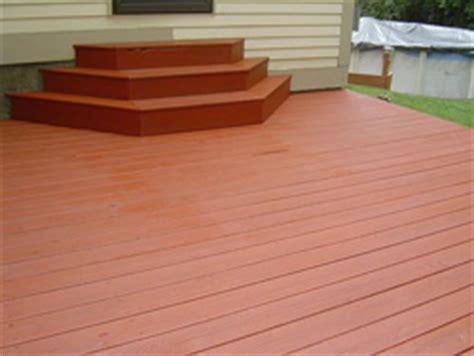 deck stains transparent  solid colors restoration