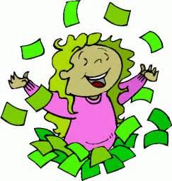 Cash Money Clip Art