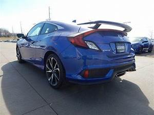 New 2019 Honda Civic Si Coupe Manual In Kansas City