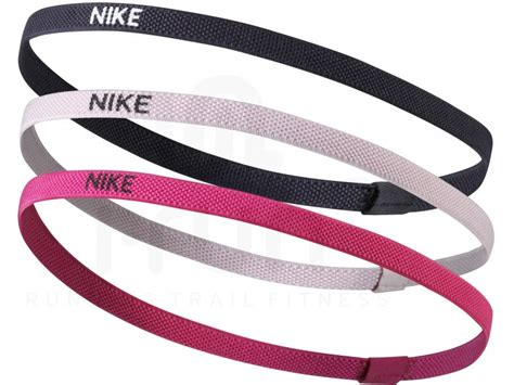 nike elastiques hairbands  pas cher accessoires running