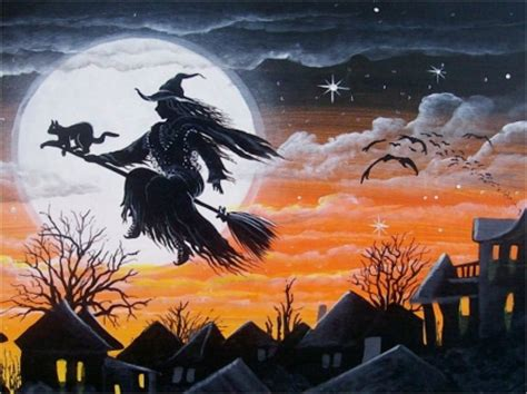halloween night   cg abstract background