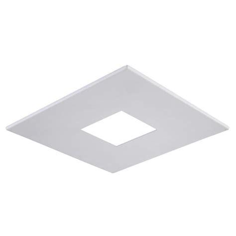 home depot recessed lighting trim halo 4 in satin nickel recessed lighting lensed shower