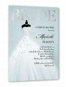 Woodgrain frame 4x8 photo bridal shower invitations for 4x8 wedding invitations