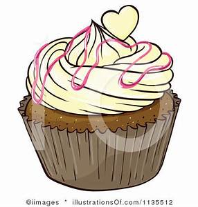 Vanilla Cupcakes Clipart | Clipart Panda - Free Clipart Images