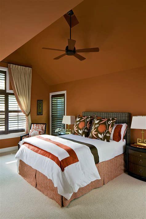 orange bedroom designs decorating ideas design