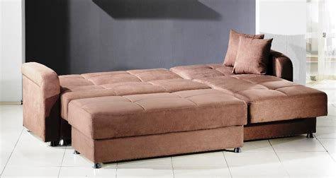 Small Space Sectional Sofa Bed