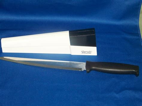 self sharpening kitchen knives wilkinson sword 8 quot self sharpening carving knife with