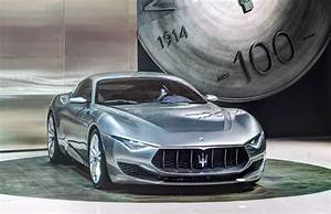 Maserati's First Electric Car Arrives in 2020, and It's ...