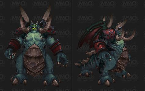 На альфе Legion новое обновление / World Of Warcraft