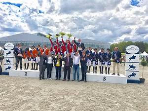 British Showjumping's Young Riders take 3rd in Opglabbeek ...