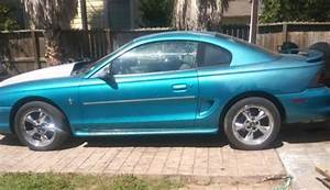 Ford Mustang '95 By Owner Under $3000 in Waco, TX 76711 (Turquoise) - Autopten.com