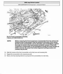 2009 Jeep Compass Transmission Diagram For A Removal