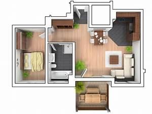 Kleines Schlafzimmer Einrichten Grundriss : weiss anthrazit grau mit violett wohnzimmer ~ Markanthonyermac.com Haus und Dekorationen