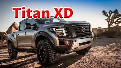 nissan titan xd diesel  nissan titan cummins