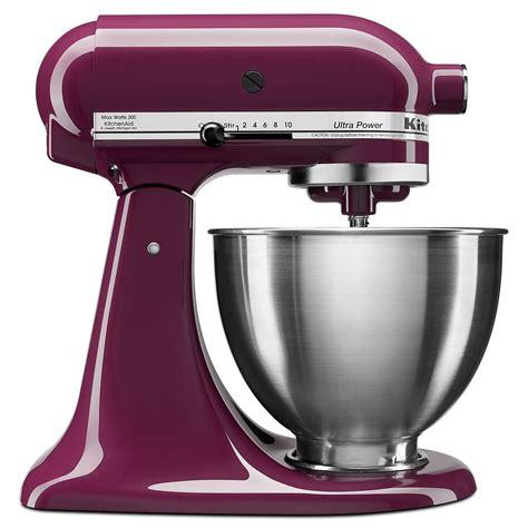 kitchen aid stand mixer colors kitchenaid ultra power 4 5 quart tilt stand mixer 7643