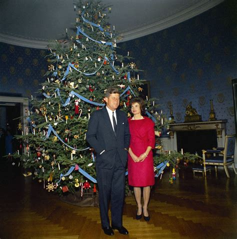 christmas as celebrated by the presidents wilsonncteaparty