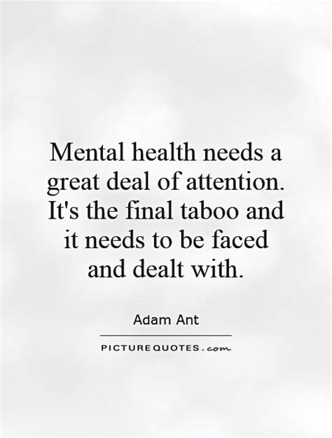 Mental Health Quotes Quotes About Mental Illness Quotesgram