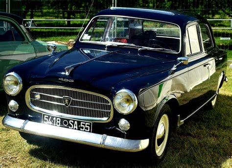 Peugeot Automobiles by Cars Peugeot Vieilles Voitures Francaises