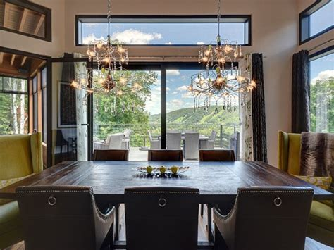 Luxury Mountain Retreat Is Not Your Average Log Cabin by Luxury Mountain Retreat Is Not Your Average Log Cabin