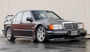 Mercedes 190 Amg : 1991 mercedes benz 190e 2 5 16v evolution ii cosworth amg symbolic international ~ Nature-et-papiers.com Idées de Décoration