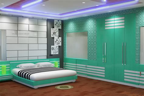 Home Bedroom Designs Interior by Bedroom Interior In C I D Chennai Interior Decors
