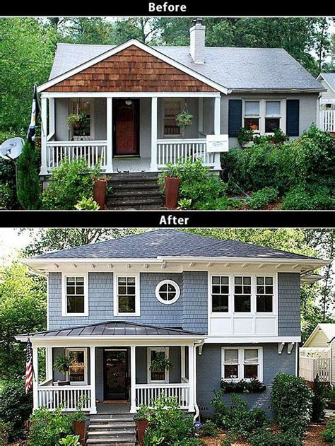 and easy home remodel ideas in 2020 ranch house
