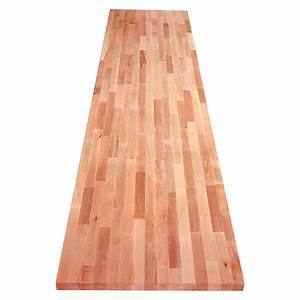 Massivholzplatte 200 X 80 : massivholzplatte buche 200 cm x 80 cm x 2 5 cm bauhaus ~ Bigdaddyawards.com Haus und Dekorationen