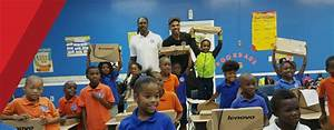 Udonis Haslem Gives the Gift of Tech to a Miami School ...