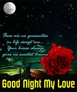 Good Night My Love Ecard. Free Good Night eCards, Greeting ...