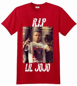 R I P LIL JOJO JOJO WORLD SQUAD LIL Custom Screen