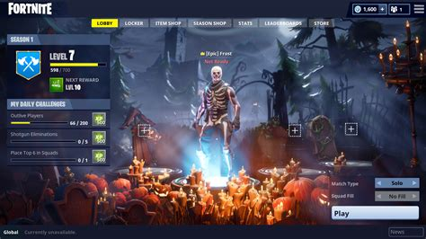 fortnite halloween event  major battle royale upgrade