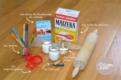 la cuisine des enfants pâte à modeler ou pâte autodurcissante maison pour enfants