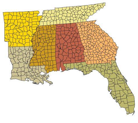 Region 7 Alabamaarkansasfloridageorgialouisiana