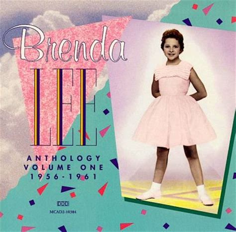 brenda lee anthology brenda lee anthology volume one 1956 1961 on collectorz