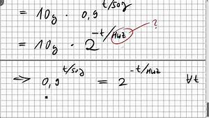 Radioaktiver Zerfall Berechnen : 10a 4 radioaktiver zerfall halbwertszeit ~ Themetempest.com Abrechnung
