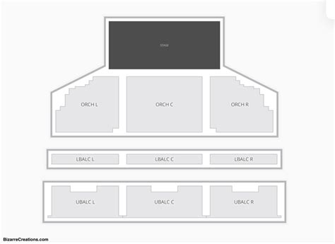 theatre  ace hotel seating chart seating charts