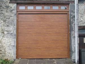 portes sectionnelles With grande porte de garage sectionnelle