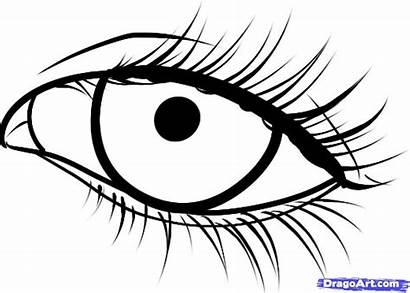 Vampire Eye Eyes Draw Drawing Step Drawings