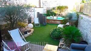 Petit Jardin Moderne : aide pour petit jardin de 25m2 ~ Dode.kayakingforconservation.com Idées de Décoration