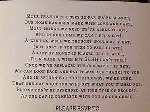 cute way to say quotno gifts pleasequot my best friend39s With wedding invitation etiquette no gifts please