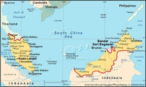 map  malaysia travelsmapscom