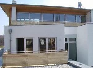 Holz Für Balkongeländer : balkongel nder edelstahl holz balkon pinterest ~ Lizthompson.info Haus und Dekorationen