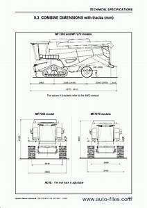 Massey Ferguson 7260    7270 Beta  Repair Manuals Download