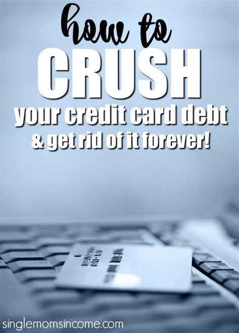 A balance transfer card is a better choice if you have only credit card debt, because you could get a 0. How to Crush Your Credit Card Debt Once and For All | Paying off credit cards, Credit cards debt ...