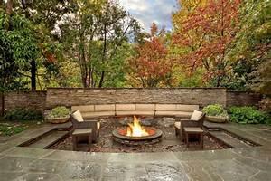 84 verbluffende fotos von feuerstelle fur terrasse With feuerstelle garten mit wintergarten mit balkon darüber