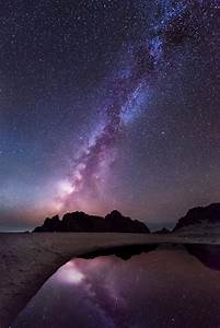 Reflection of the Galaxy by alierturk on DeviantArt