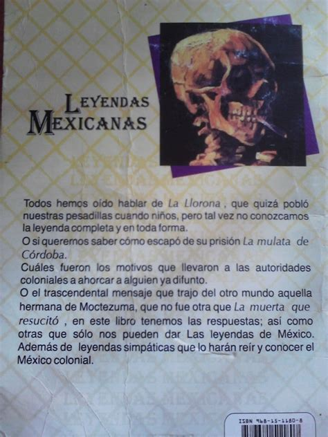 Leyendas Mexicanas, La Llorona, El Difunto Ahorcado Y
