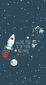 i love you to the moon and back on Tumblr