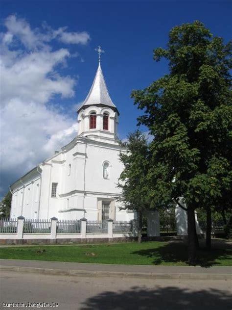 Ilūkstes Romas katoļu baznīca: © BalticTravelnews